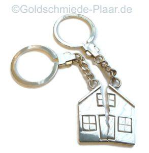 Partner-Schlüsselring Haus für Zwei