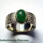 Ring Silber Aventurin