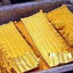Goldgewinnung durch Elektrolyse
