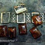 Ein Schmuckstück entsteht - Bernsteinarmband als Rohstoff