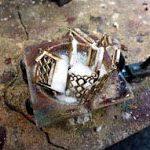 Ein Schmuckstück entsteht - Material im Schmelztiegel