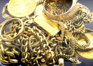 Gold ist kostbar