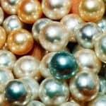 Perlenarten Akoya-Perlen