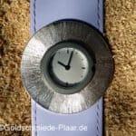 Deja-vu Scheibe aus Silber
