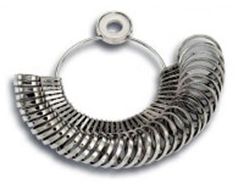 Ringgröße ermitteln mit Ringmaß