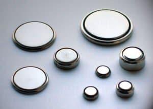 Uhrenbatterien für Armbanduhren