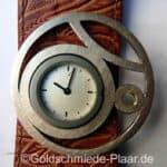 asymmetrische Zierscheibe für Deja Vu Uhr