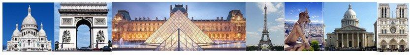 Motive für den Ring von Paris