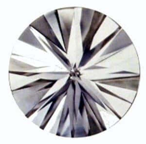 moderner Diamantschliff