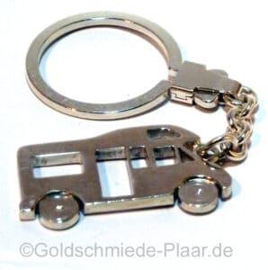 Wohnmobil als Schlüsselanhänger